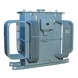 Mining three-phase oil-immersed power transformer