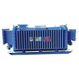 Mining flameproof movable dry-type transformers